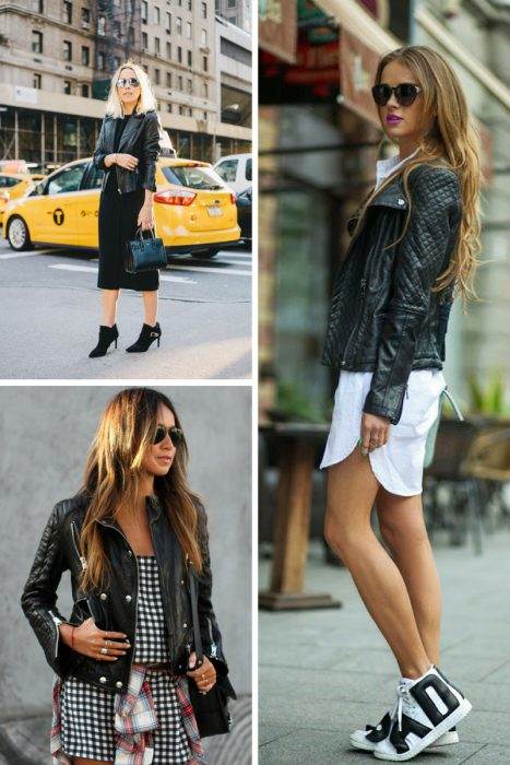 Leather Jackets Outfits (16)