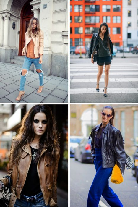 Leather Jackets Outfits (17)