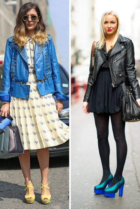 Leather Jackets Outfits (20)