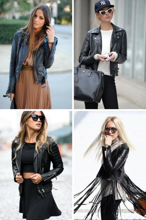 Leather Jackets Outfits (22)