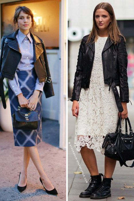 Leather Jackets Outfits (3)