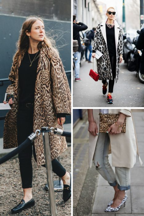Leopard Print Fall Outfit Ideas For Women 2020
