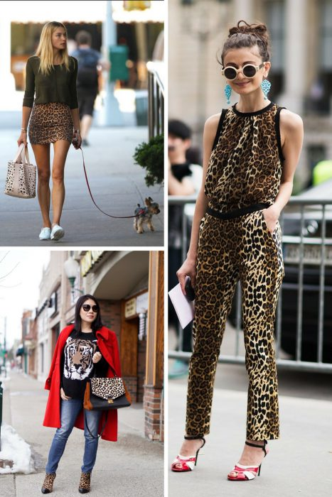 Leopard Print Fall Outfit Ideas For Women 2019