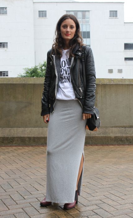Maxi Skirts Outfit Ideas (11)