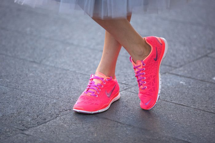 Candy Neon Sneakers For Women 2019