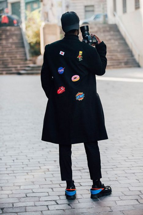 Brooches, Patches And Badges Fashion Trend 2019