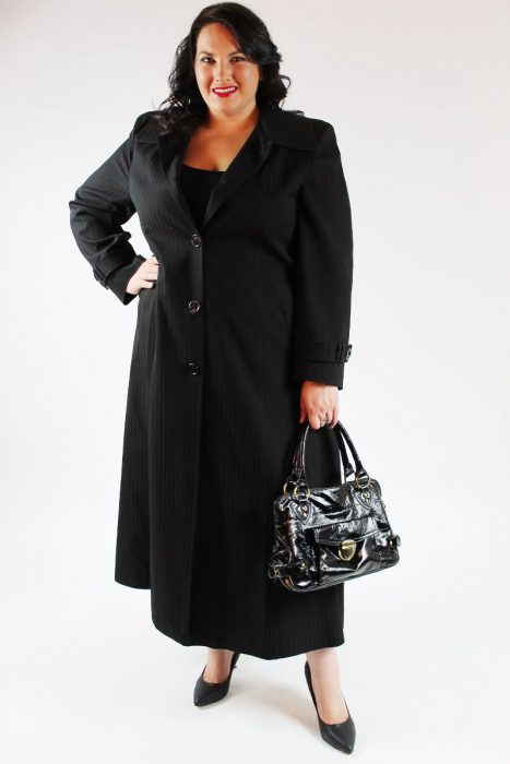 How To Wear Plus Size Jackets And Coats 2019