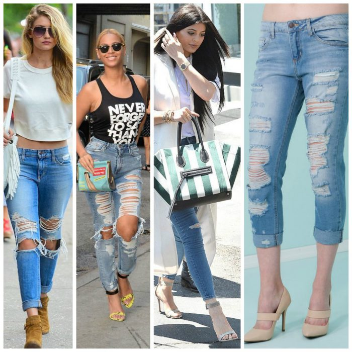 Ripped Jeans For Women 2018 (16)