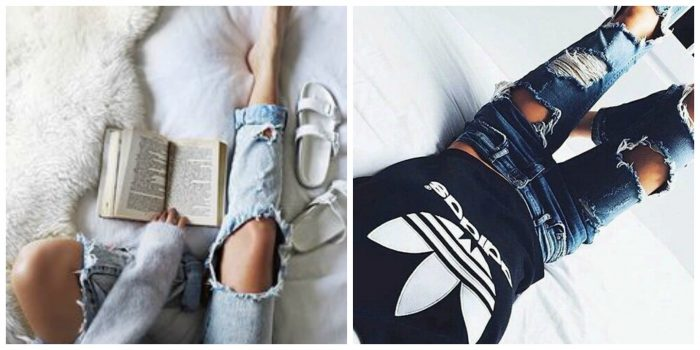 Ripped Jeans For Women 2018 (20)