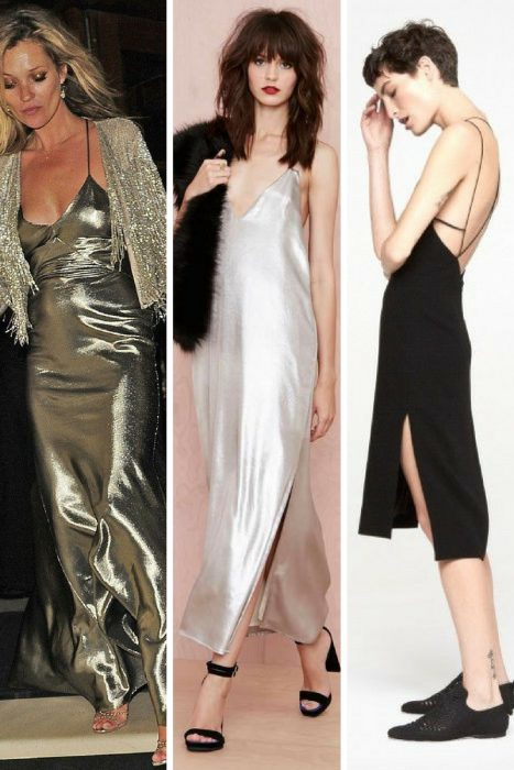New And Sexy Ways To Wear Slip Dresses 2021