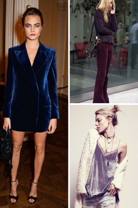 Velvet Trend For Fall Season 2019
