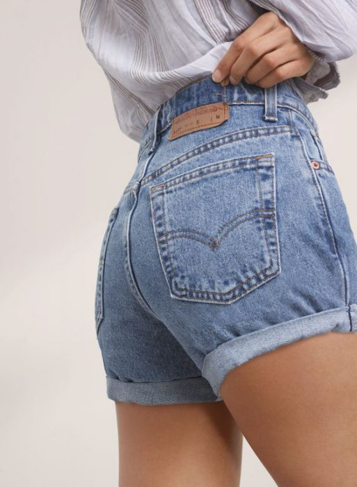 Women Shorts Outfit Ideas 2018 (36)