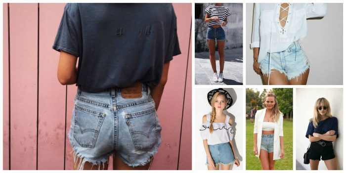 Women Shorts Outfit Ideas 2018 (37)