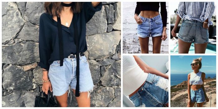Women Shorts Outfit Ideas 2018 (39)