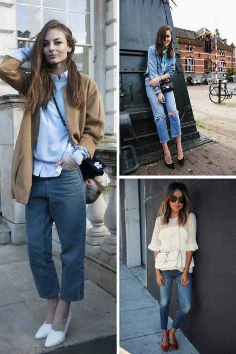 cropped jeans street style (4)