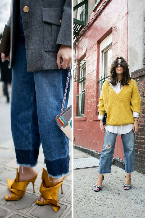 cropped jeans street style (7)