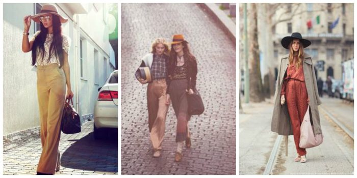 1970's Inspired Fashion Outfit Ideas 2019