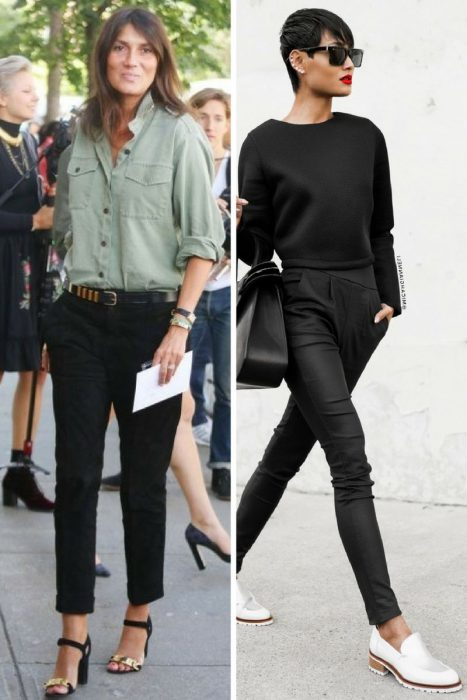 Black Trousers For Office 2018 (1)