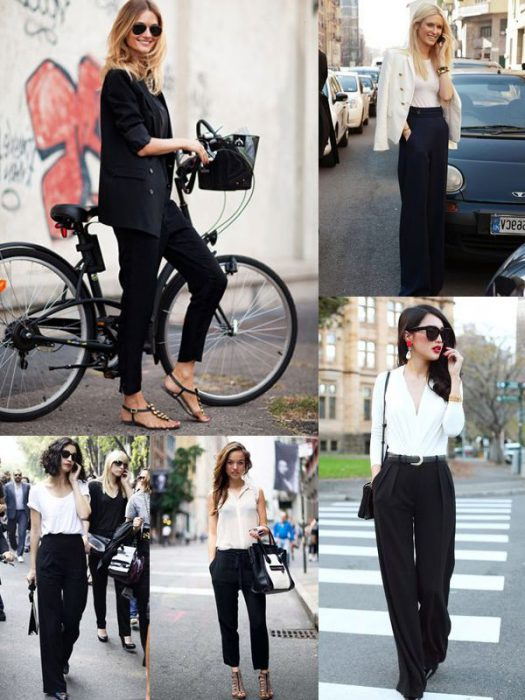 Black Trousers For Office 2018 (12)