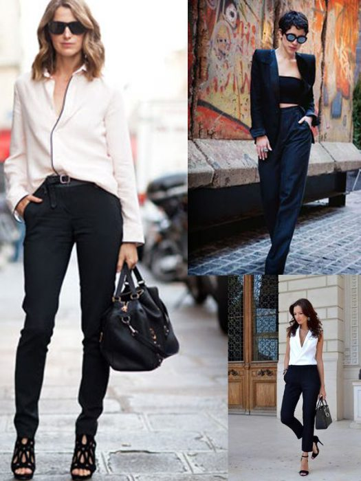 Black Trousers For Office 2018 (13)