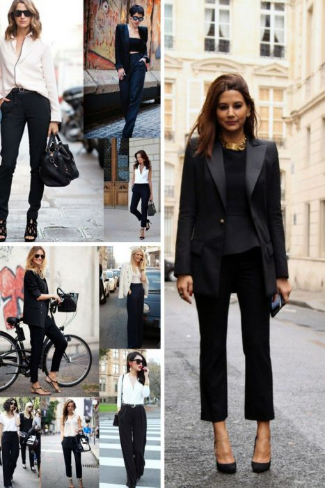 Black Trousers For Office 2018 (2)