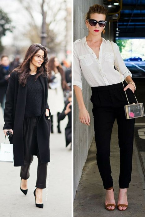 Black Trousers For Office 2018 (5)