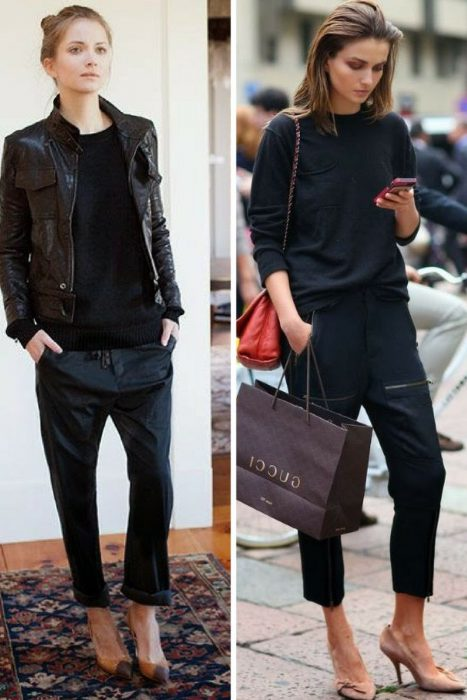 Black Trousers For Office 2018 (9)