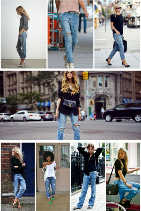 Genius Ways To Wear Boyfriend Jeans 2019