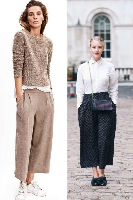 Culottes For Women 2018 (3)