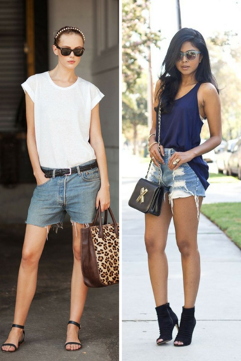 0afaa672d583 How To Make Cutoffs Look Awesome Next Summer 2019 - OnlyWardrobe.com
