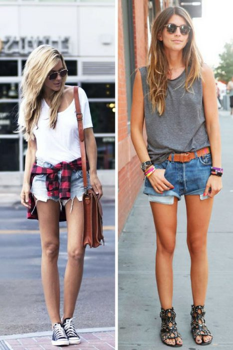 Cutoffs Outfits 2018 (11)