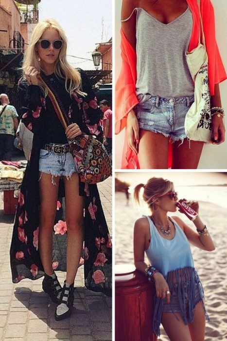 Cutoffs Outfits 2018 (3)