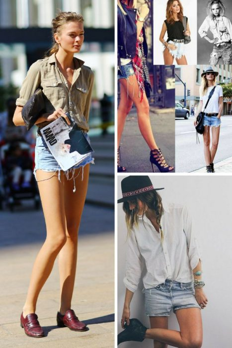 Cutoffs Outfits 2018 (6)