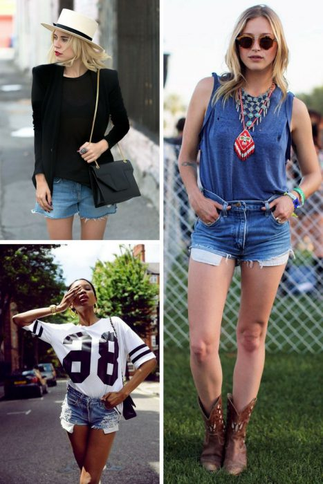 Cutoffs Outfits 2018 (8)