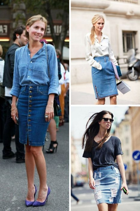 Denim Skirts 2018 (14)