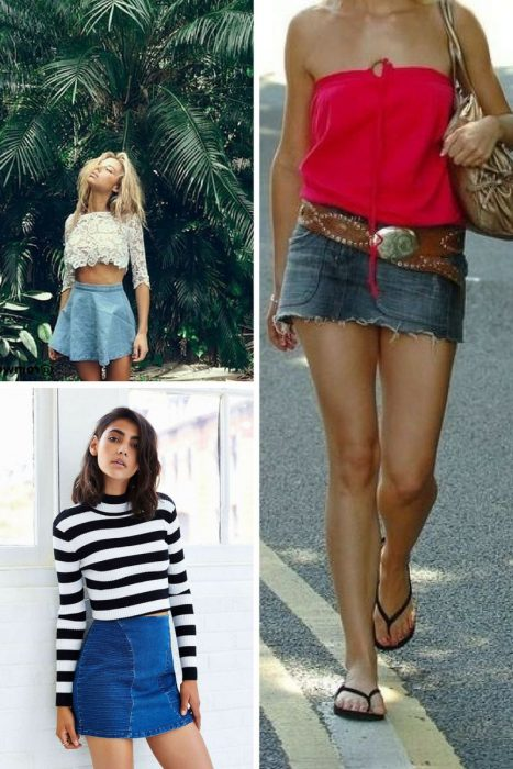 Denim Skirts 2018 (5)