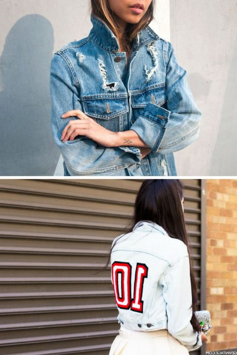 Denim Jackets or Leather Jackets 2019