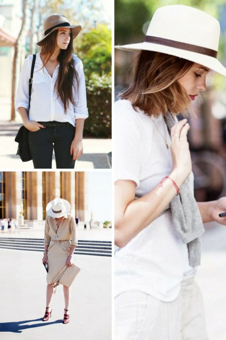 Nude Summer Hats from Fedoras To Floppy Hats 2019