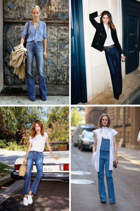 Flared Jeans For Women 2018 (14)