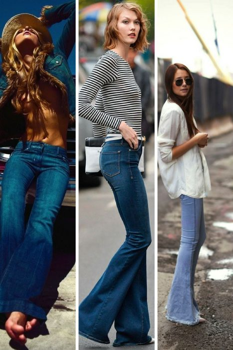 Flared Jeans For Women 2018 (3)