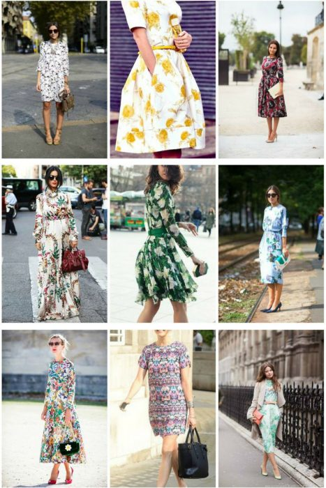 Floral Dresses For Spring Easter Holidays 2019