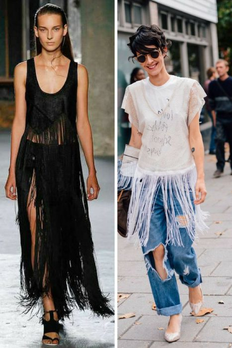 How To Wear Fringes This Year 2019