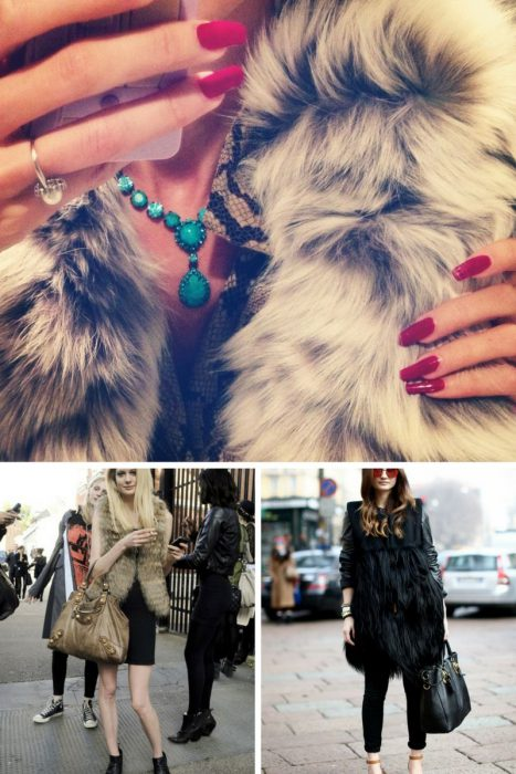 Fur Vests Women 2018 (11)