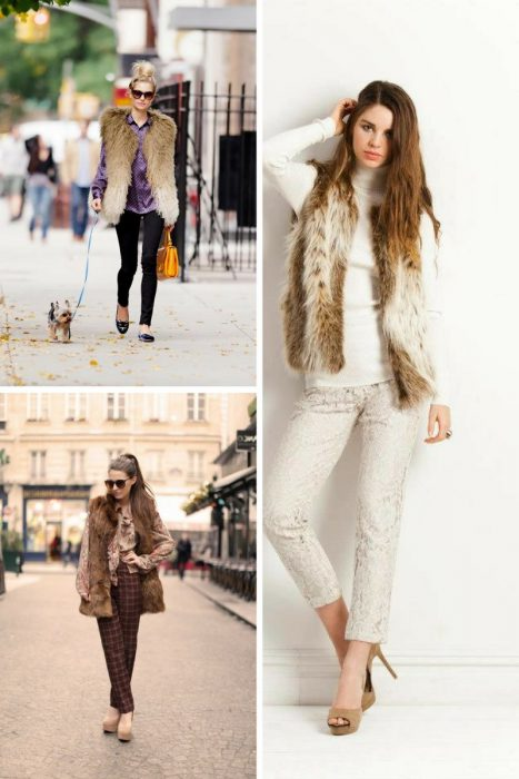 Fur Vests Women 2018 (14)