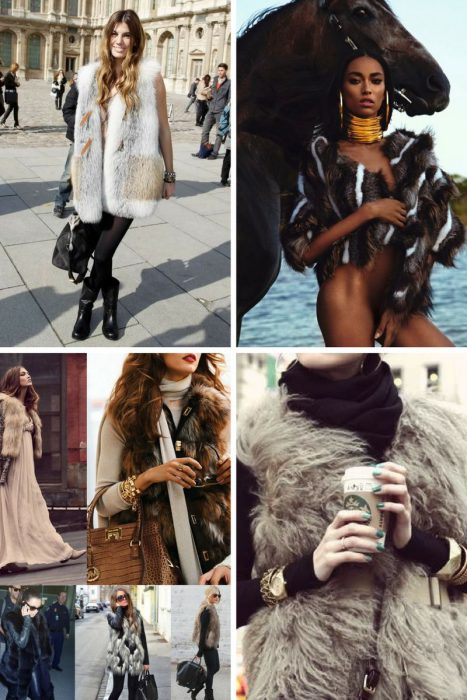 How To Wear Fur Vests For Women 2019