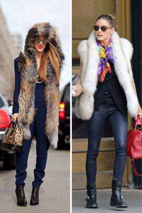 Fur Vests Women 2018 (5)