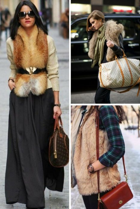 Fur Vests Women 2018 (7)