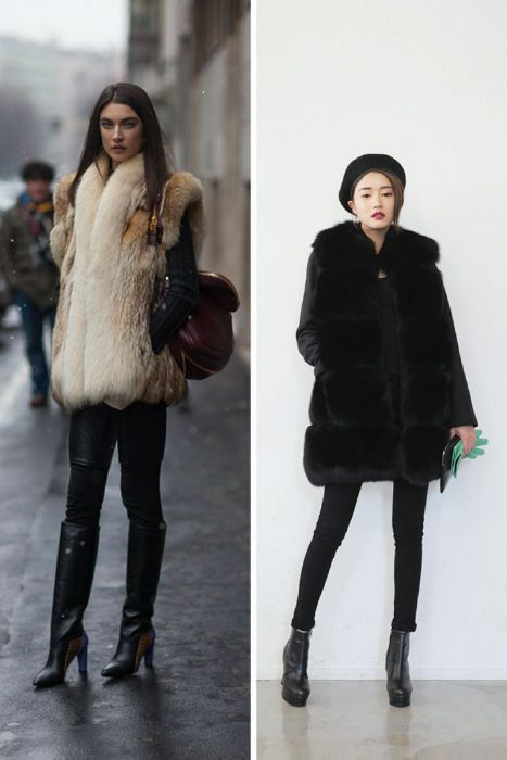Fur Vests Women 2018 (9)