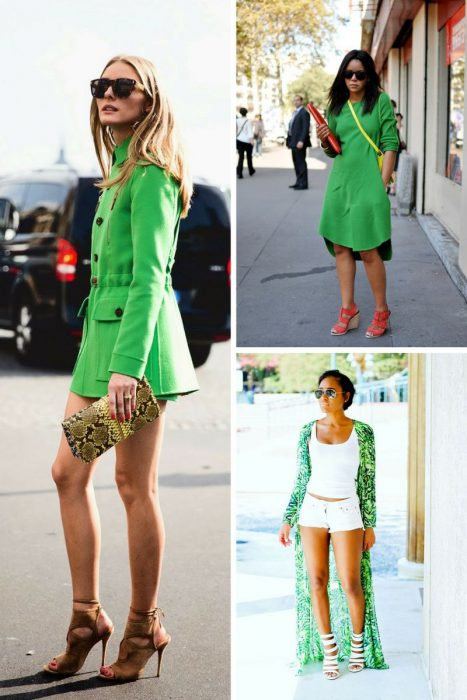 Green Color Clothes For Women 2018 (13)
