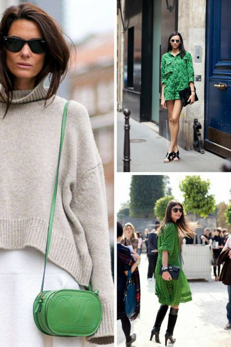 Green Color Clothes For Women 2018 (4)